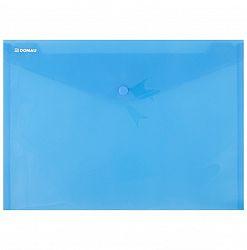 mapa-pp-protectie-documente-a4-landscape-inchidere-cu-capsa-12-set-donau-albastru-transparent