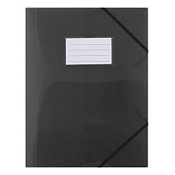 mapa-plastic-cu-elastic-pe-colturi-cu-eticheta-480-microni-donau-negru-transparent