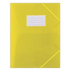 mapa-plastic-cu-elastic-pe-colturi-cu-eticheta-480-microni-donau-galben-transparent