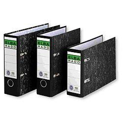 biblioraft-a5-landscape-margine-metalica-80mm-elba-rado-marmorat