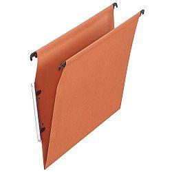 dosar-suspendabil-cu-eticheta-laterala-carton-220g-mp-elba-kraft-orange