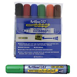 marker-pentru-tabla-de-scris-artline-517-dry-safe-ink-varf-rotund-2-0mm-6-culori-set