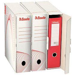 cutie-de-arhivare-esselte-standard-pentru-biblioraftur-97-mm-alb
