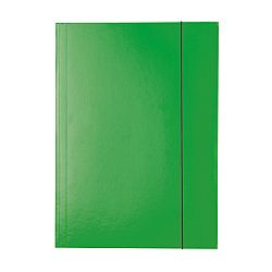 mapa-esselte-economy-din-carton-cu-elastic-verde