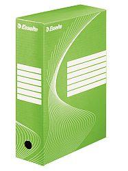 cutie-arhivare-10-cm-boxy-esselte-verde