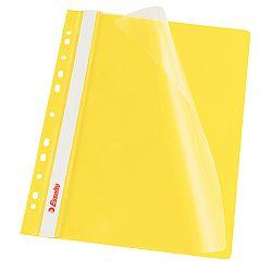 dosar-a4-din-plastic-cu-sina-si-11-multiperforatii-esselte-galben