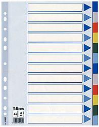 separator-a4-esselte-din-plastic-11-perforatii-12-culori