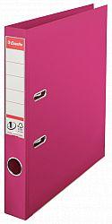 biblioraft-plastifiat-a4-esselte-standard-50-mm-350-coli-roz