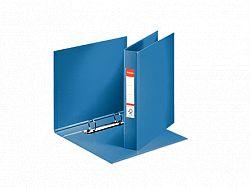 caiet-mecanic-a5-esselte-standard-vivida-2-inele-rr-25-mm-190-coli-albastru