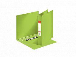 caiet-mecanic-a5-esselte-standard-vivida-2-inele-rr-25-mm-190-coli-verde