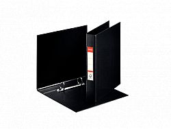 caiet-mecanic-a5-esselte-standard-vivida-2-inele-rr-25-mm-190-coli-negru