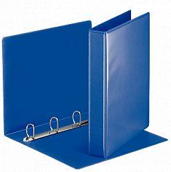 caiet-mecanic-a4-esselte-panorama-4-inele-dr-30-mm-280-coli-albastru
