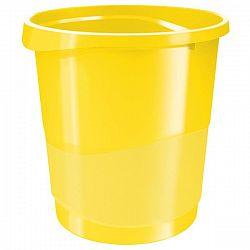 cos-de-birou-pentru-hartii-14-litri-esselte-vivida-galben-14l