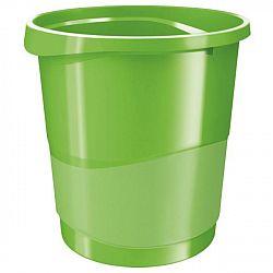 cos-de-birou-pentru-hartii-14-litri-esselte-vivida-verde