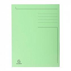 dosar-a4-carton-tip-plic-exacompta-verde