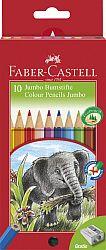 creioane-colorate-10-culori-jumbo-ascutitoare-faber-castell
