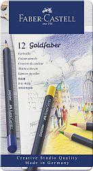 creioane-colorate-12-culori-goldfaber-cutie-metal-faber-castell