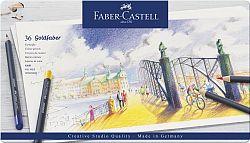 creioane-colorate-36-culori-goldfaber-cutie-metal-faber-castell