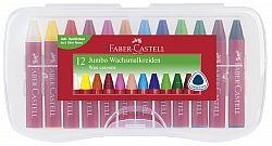 creioane-cerate-12-culori-jumbo-cutie-plastic-faber-castell