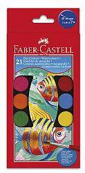 acuarele-21-culori-30mm-pensula-faber-castell