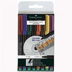 marker-permanent-cu-capilarii-faber-castell-multimark-0-60-mm-8-culori-set