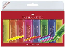 textmarker-set-8-superfluorescent-1546-faber-castell