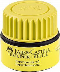 refill-textmarker-faber-castell-grip-25-ml-galben