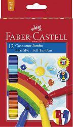 carioca-12-culori-connector-jumbo-faber-castell