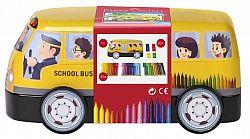 carioca-33-culori-autobuz-connector-faber-castell