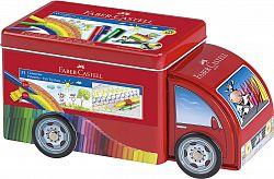 carioca-33-culori-camion-connector-faber-castell