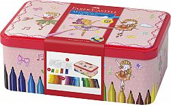 carioca-33-culori-ballerina-box-connector-faber-castell