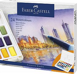 acuarele-24-culori-creative-studio-faber-castell