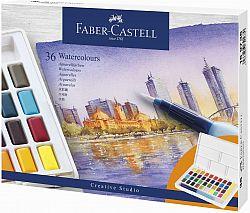 acuarele-36-culori-creative-studio-faber-castell