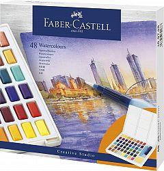 acuarele-48-culori-creative-studio-faber-castell