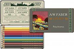 creioane-colorate-12-culori-111-ani-polychromos-faber-castell