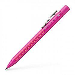 creion-mecanic-faber-castell-grip-2010-roz-portocaliu