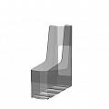 suport-vertical-a4-fellowes-g2desk-transparent