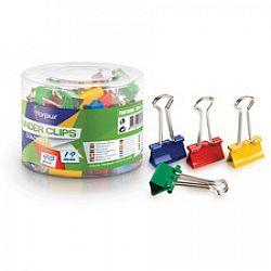 clipsuri-hartie-19-mm-40-buc-cutie-forpus-culori-asortate