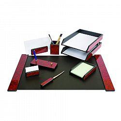 set-de-birou-forpus-din-lemn-cu-8-piese-culoarea-mahon
