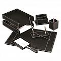 set-de-birou-forpus-din-piele-eco-cu-7-piese-culoare-negru