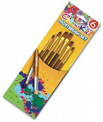 pensule-6-set-varf-tesit-nr-2-4-6-8-10-12-colour-kids-pigna