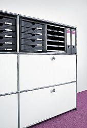 suport-pentru-documente-cu-5-sertare-han-negru