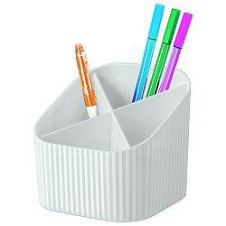 suport-pentru-instrumente-de-scris-han-x-loop-trend-colours-alb