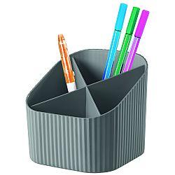 suport-pentru-instrumente-de-scris-han-x-loop-trend-colours-gri-inchis
