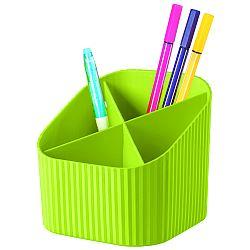 suport-pentru-instrumente-de-scris-han-x-loop-trend-colours-galben-lemon