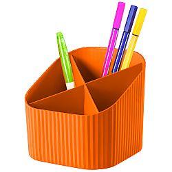 suport-pentru-instrumente-de-scris-han-x-loop-trend-colours-portocaliu