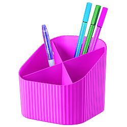 suport-pentru-instrumente-de-scris-han-x-loop-trend-colours-roz
