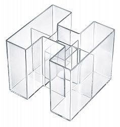suport-pentru-instrumente-de-scris-han-bravo-transparent-cristal