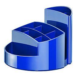 suport-pentru-articole-de-birou-han-rondo-albastru-lucios