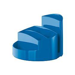 suport-pentru-articole-de-birou-han-rondo-albastru-metalizat